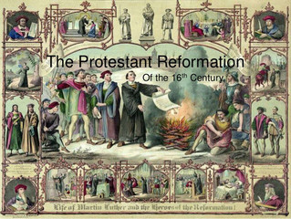 """""""The Protest in Protestant"""""""