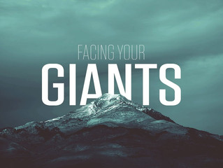 """""""Facing Our Giants"""""""