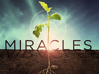 """""""The Problem with Miracles"""""""