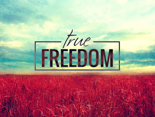 """True Freedom"""