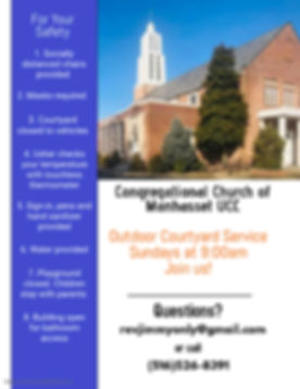 July 26 Outdoor Summer Service flyer.jpg