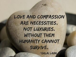 """""""Compassion Over Politics"""""""