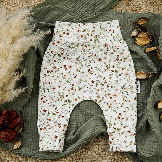 Babyhose, Geschenk zur Geburt, Pumphose, Mädchenhose, Baggypants