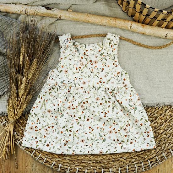 Kleid- Boho Flowers