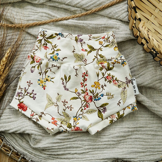 Bummie, Shorts, babyshorts, kindershorts, Babyhose