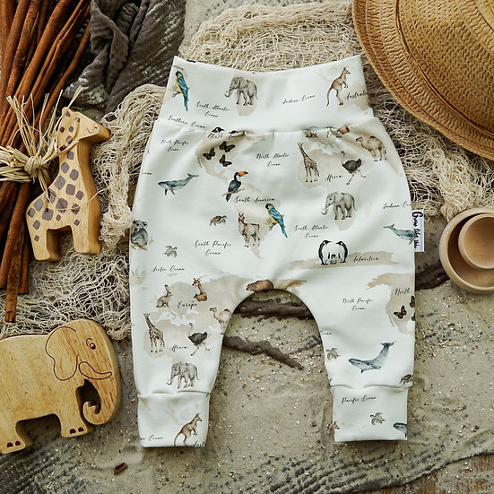 pants, babyhose, Kinderhose, Pumphose, Jungenkleidung, Haremshose