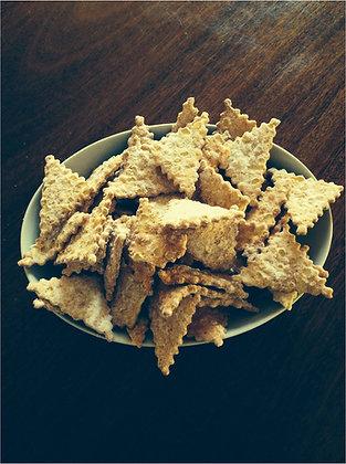 Cinnamon &  Sugar Cannoli Chips (1.15 lbs)
