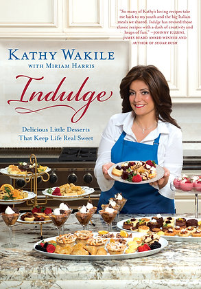 Indulge by Kathy Wakile