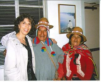 Peruvian Healers