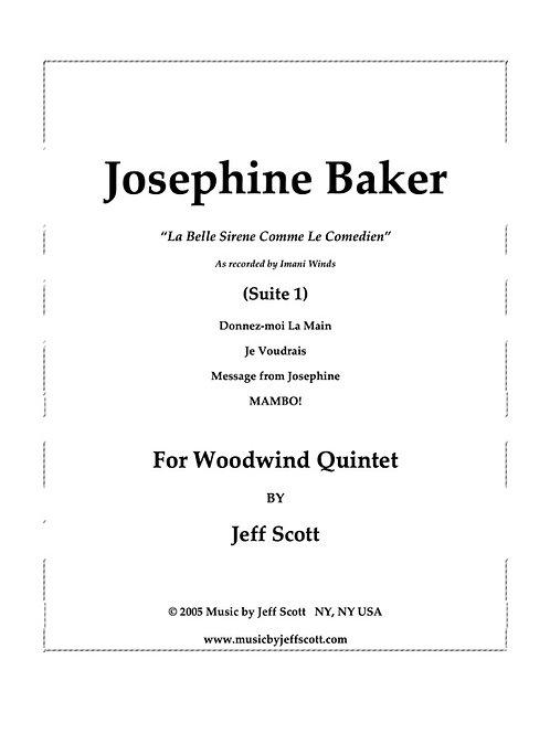 """Josephine Baker Suite l. """"Le Sirène Comme Comedienne"""""""