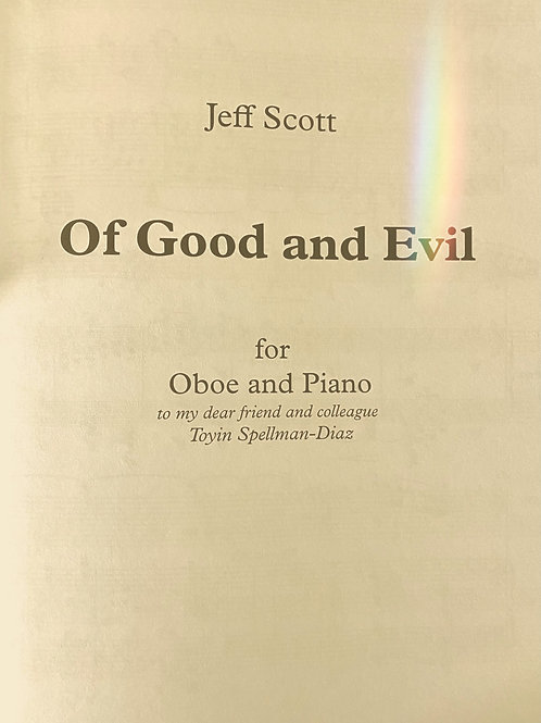 Of Good an Evil