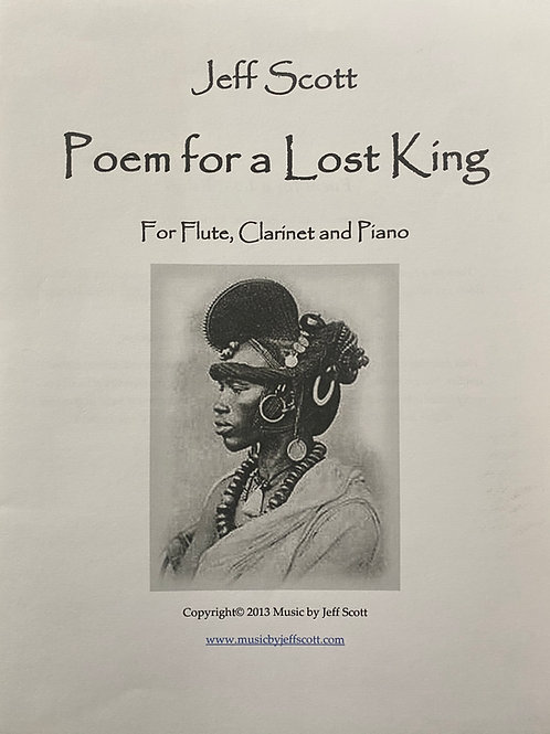 Poem for a Lost King