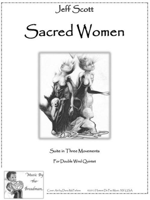 Sacred Women (Dbl. WW5)