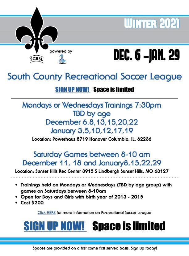 Recreational Soccer League-Flyer-Winter.jpg