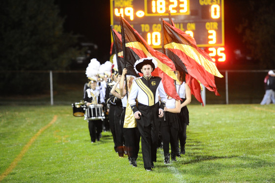 2017-2018 Marching Band Leadership Opportunity - Drum Major