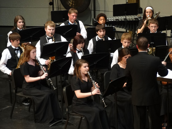 Area Band Concert - April 17th