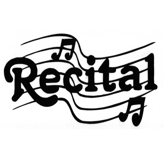 Spring Recital - May 2nd