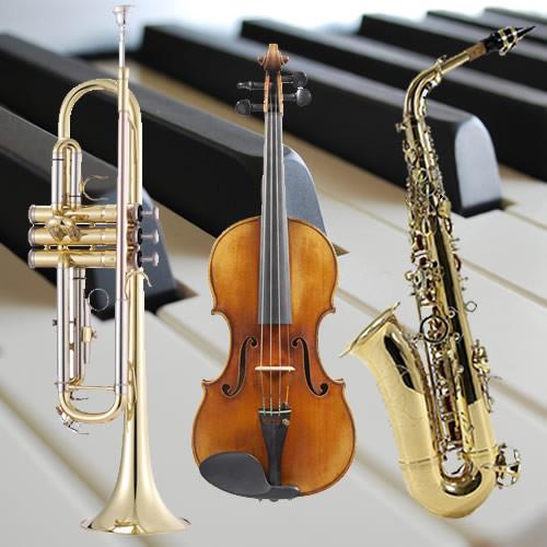 Holiday Instrument Upgrade
