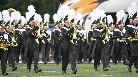 Towson Marching Band Summer Campfor High School Band Students