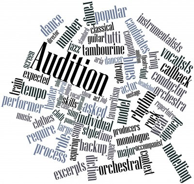 All State Band, Orchestra, and Jazz Audition Information