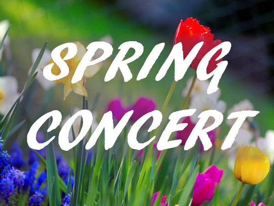 Spring Concert and Banquet