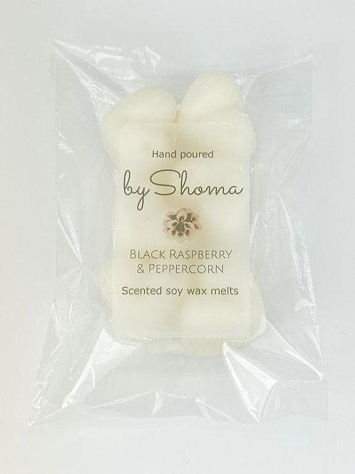 Black Raspberry & Peppercorn Wax Melts