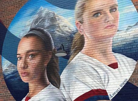 USSF Mural!