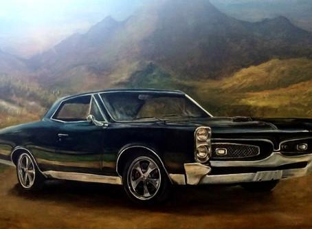 Restoring a Pontiac