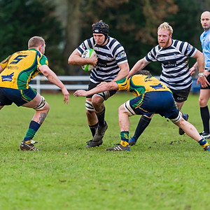 Henley Hawks vs Chinnor