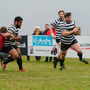 Chinnor vs Redruth
