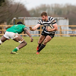 Chinnor vs London Irish Wild Geese