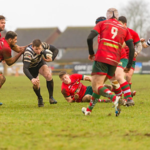 Chinnor vs Broadstreet