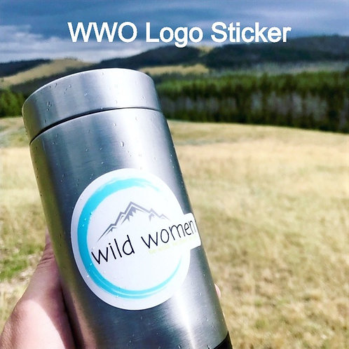 Wild Women Sticker