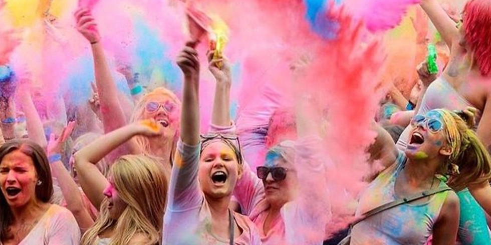 Annual HOLI - Festival of Colors (Cancelled due to COVID -19)
