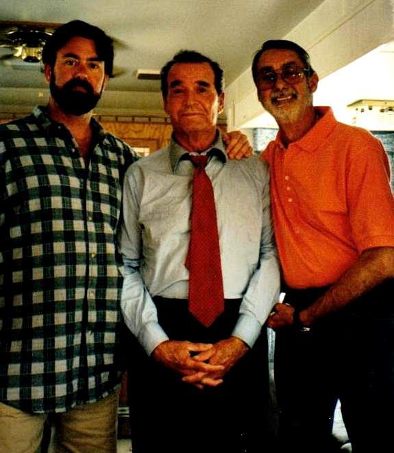 MAX, JIM & LUIS