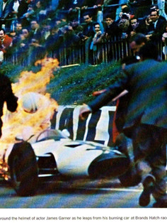 Brands Hatch Fire