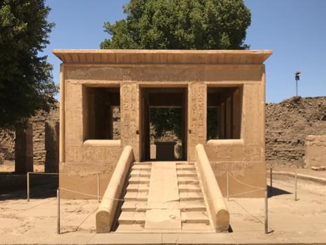 11- Promenade autour du temple d'AMON de KARNAK