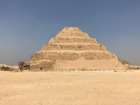 5- Cent ans avant Khéops: SAQQARAH-Le complexe funéraire de DJOSER