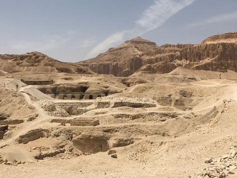 13-Les tombes de THÈBES ouest: La nécropole de l'ASSASSIF