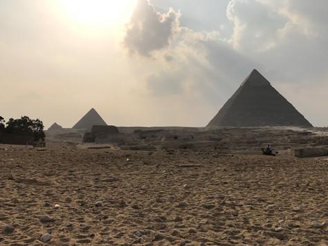 1- Mes premiers pas sur la Terre des Pharaons: Le plateau de Gizeh