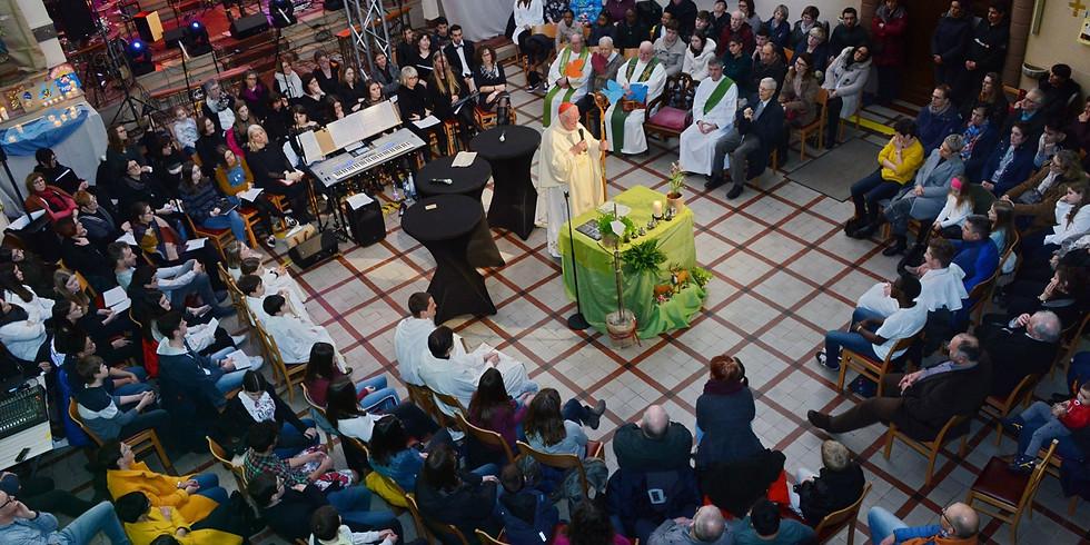Messe des jeunes Wilwerdange