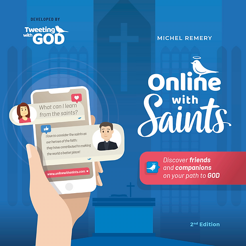 Online with Saints