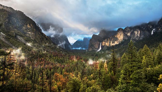 Yosemite - Sequoia National Park