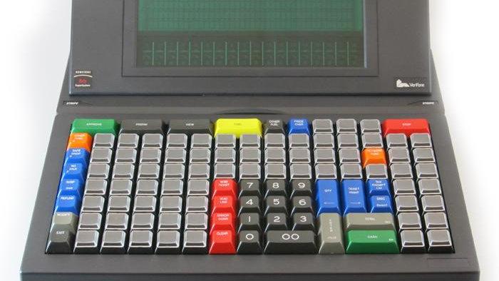 Verifone Ruby CPU 5 Console (120 Key)