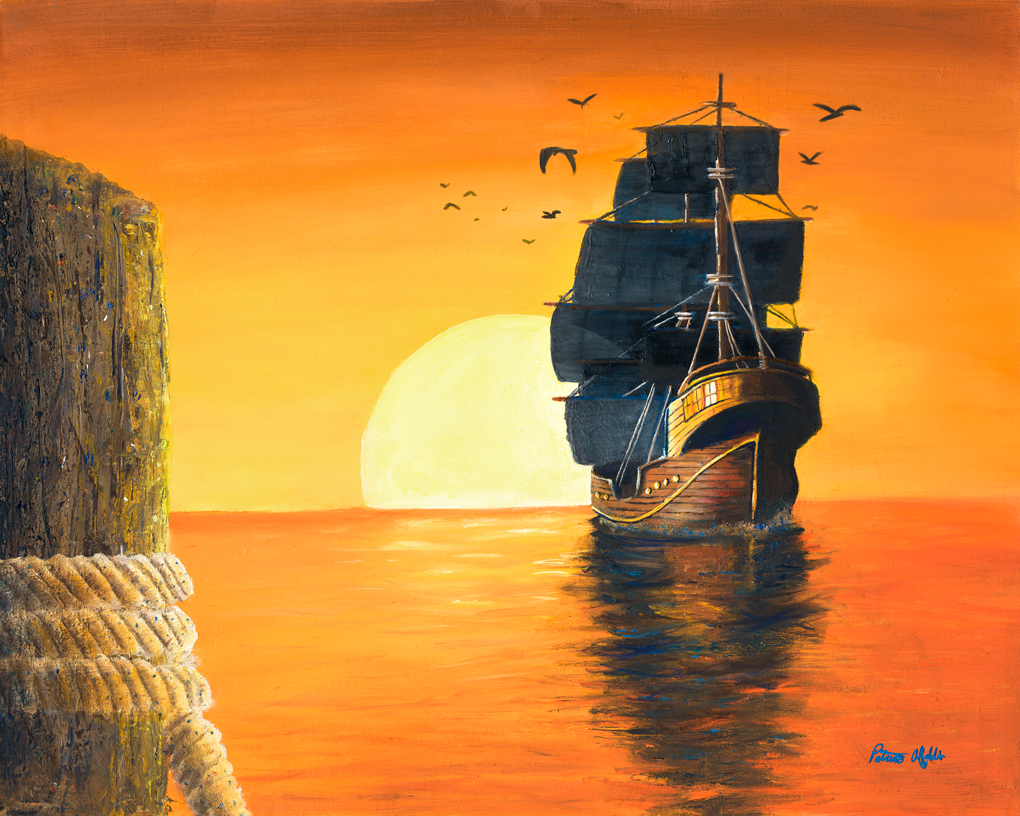 Patricia Affeldt 3. Pirate-Ship1020