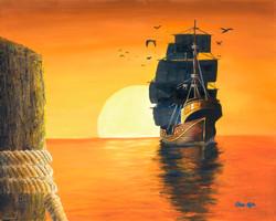 Patricia Affeldt 3. Pirate-Ship1020