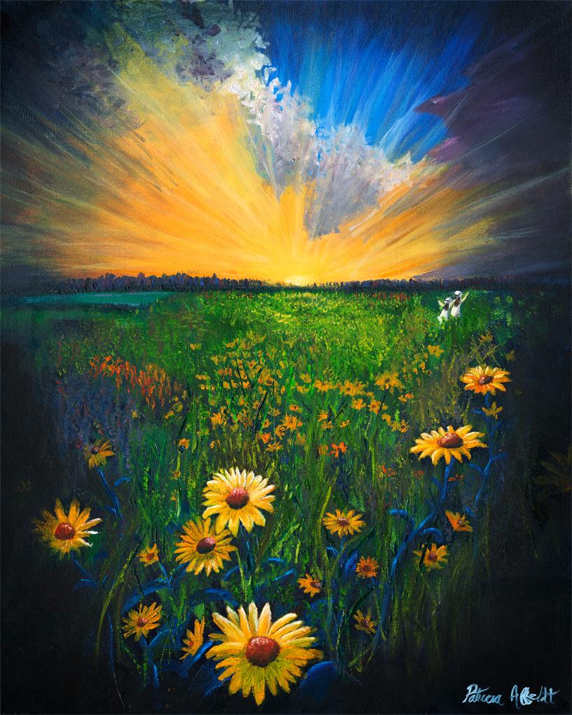 Patricia Affeldt 1. Flower-Sunrise1020