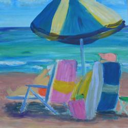 maggie 1. Beach Time