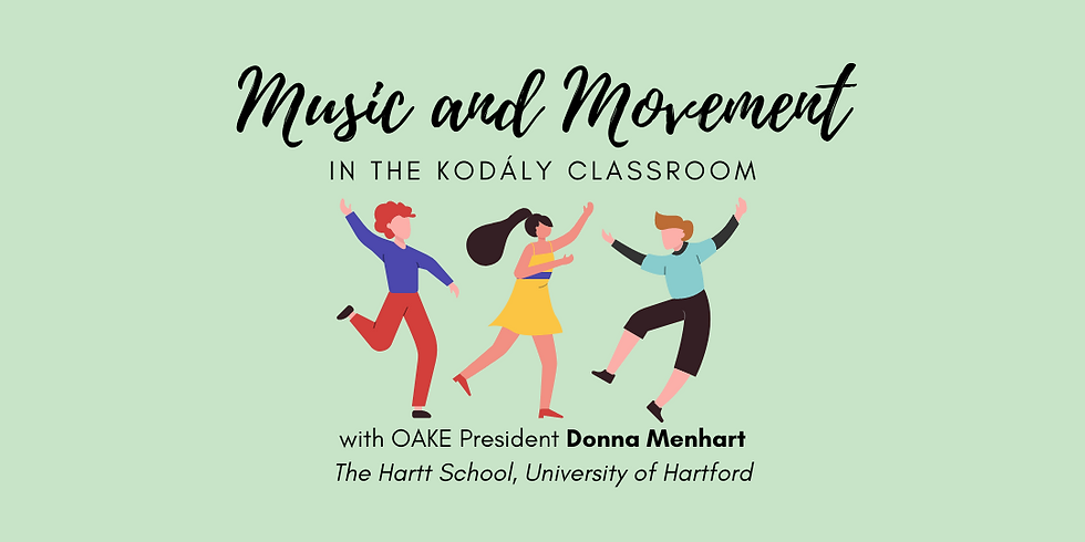 Music and Movement in the Kodály Classroom