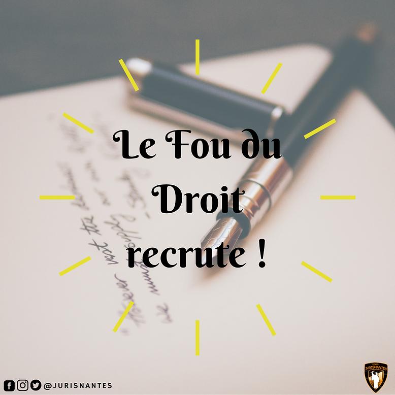 Le Fou du Droit recrute !.png